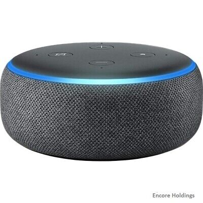 B0792KTHKJ Amazon Echo Dot (3rd Generation) Bluetooth Smart Speaker - Alexa