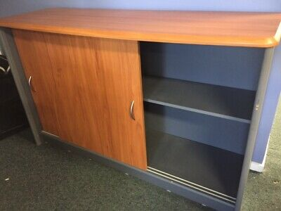Office Credenza Stationary Cabinet