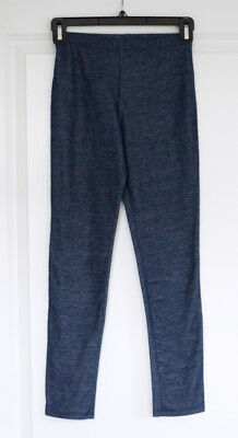 TOTAL GIRL - DENIM LOOK Leggings, Size Medium 10/12, Excellent Condition!