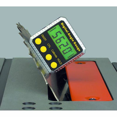 Pittsburgh Digital Angle Finder Gauge w/ LCD display  Magnetized   NIP