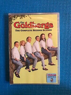 The Goldbergs: Season 2 (DVD) New And Sealed