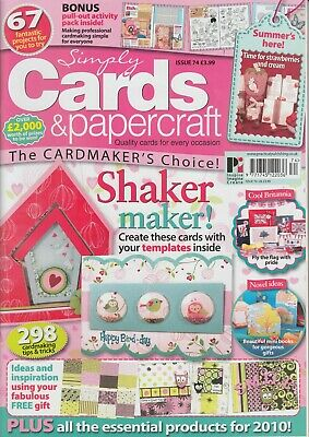 PAPERCRAFT ESSENTIALS MAGAZINE With Free Gifts  Issue 171 - £5 00