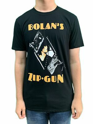 T.REX Marc Bolan Zip Gun Unisex Official T Shirt Brand New Various