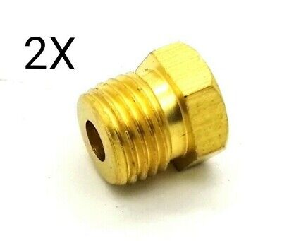 """ECBN12//12 Brass Equal Connector BSPT Male 3//4/"""" x NPT Male 3//4/"""""""