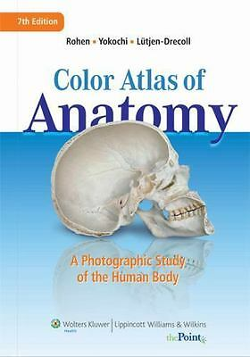 COLOR ATLAS OF Anatomy A Photographic Study of the Human