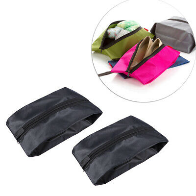 2/3PCS Portable Oxford Cloth Shoe Bags Waterproof Storage Bag for Holiday Travel