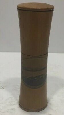 Antique Mauchline Ware Needle Case Fern Ware . Millport Piet And Little Cumbrae