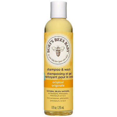 Burts Bees Baby Bee Shampoo & Body Wash (236ml)