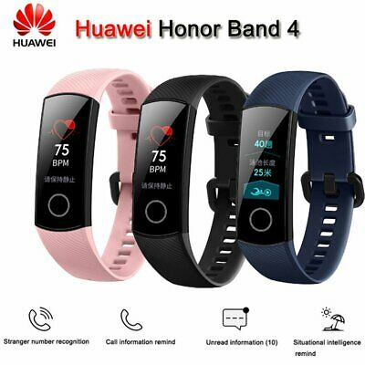 Huawei Honor Band 4 Smart Wristband Touch Screen Bluetooth Heart Rate MonitorED