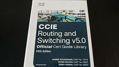 CISCO CCIE ROUTING and Switching (v5 0) Practice Test 400-101 Exam