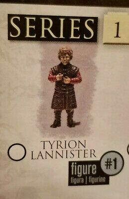 TYRION LANNISTER MCFARLANE GAME OF THRONES SERIES 1 Mini FIGURE from BLIND BAG