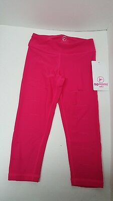 90 degree by reflex GIRLS FRONT LASER CUT CAPRI Size S (7-8)