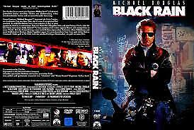 Black Rain Michael Douglas Brand New Sealed Region 4 DVD