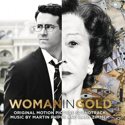 Martin Phipps/Zimmer,Hans - Woman In Gold-Frau In Gold/Ost  Cd Neuf
