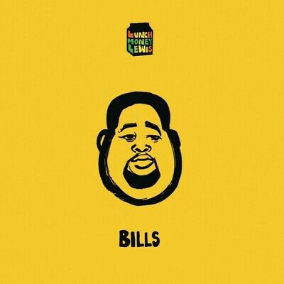 Lunchmoney Lewis - Bills  Cd Single New
