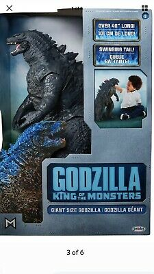 New. 24 Inch Godzilla. King Of The Monsters