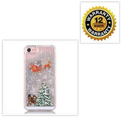 T-Mobile Floating Cell Phone Case Creative Christmas Hard Back Cover for Iphone6