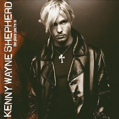Kenny Wayne Shepherd: The Place You're In Cd! [2004 Reprise]  Near Mint!