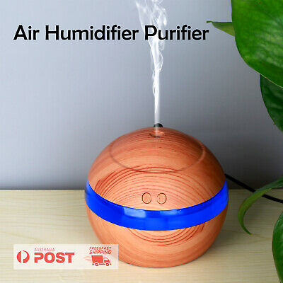 Yoga Aroma Aromatherapy Diffuser Essential Ultrasonic Air Humidifier Purifier