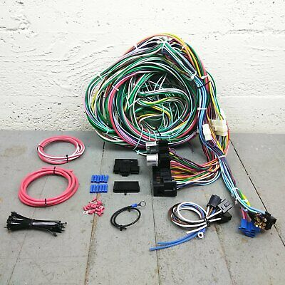 1964 Ford F100 Wiring Harness - Wiring Diagrams F Wiring Harness on