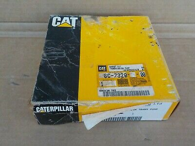 8C7320 CATERPILLAR Genuine GASKET SET, TRANSMISSION PUMP D9N