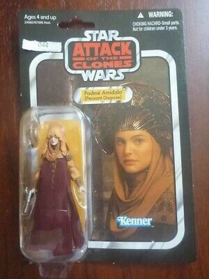STAR WARS Vintage Collection VC33 Padme Amidala (Peasant Disguise)