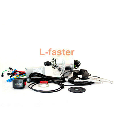 24V 36V 48V 250W Electric Bike Engine Kit Ebike Front Motor Wheel Conversion Kit