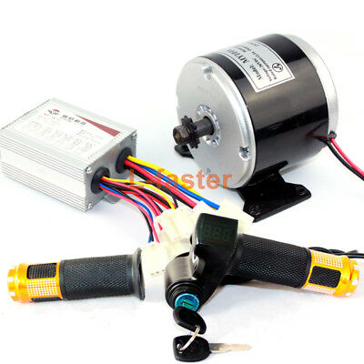 24V36V 350W Electric DC Motor Electric Skateboard DIY350W Motor Kit Electric
