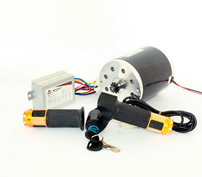 36V48V 500W Electric High Speed Motor Kit Electric Scooter UNITEmotor Conversion
