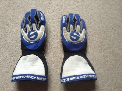Sparco race rally karting gloves