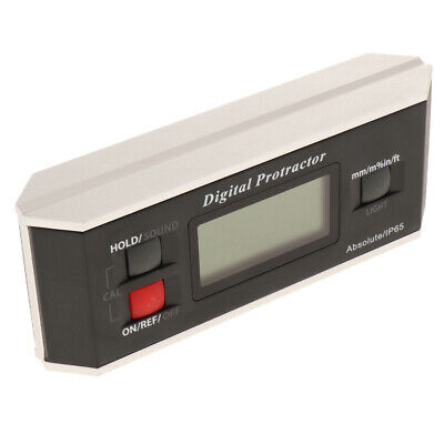 LCD Angle Guage Level Protractor Bevel Gauge Level Meter Angle Meter