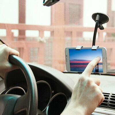 Mobile Phone Car Holder Windscreen Suction Cup Window Mount Stand Bracket