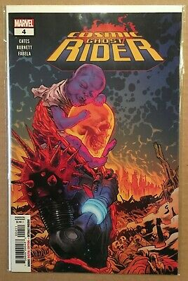 marvel 2018 Cosmic Ghost Rider Search For Flights Thanos #18 Nm Donny Cates Hot