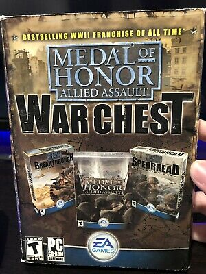 MEDAL OF HONOR: Allied Assault Full Collection For Mac