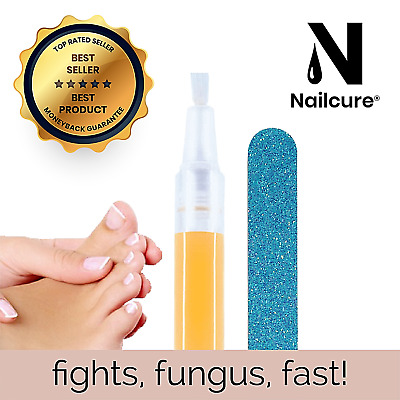 Fungal Nail Treatment Pen. NailCure 4in1 Anti Fungus Infection Cure fungi toe.