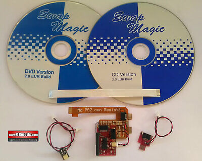 Swap Magic Disk v2.0 USA Build for Plastation2