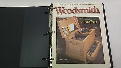Woodsmith Magazine Issues 109 - 120, In 3-Ring Binder