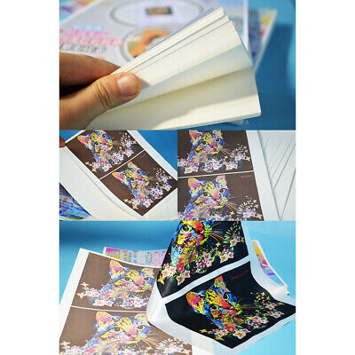 100pz Heat Transfer Printing Paper A4 Sublimation Transfer Paper