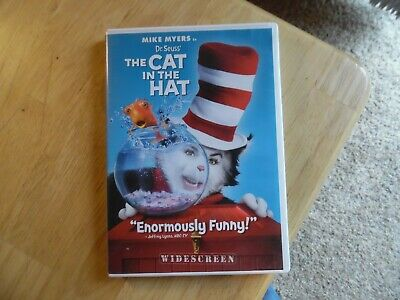 Dr. Seuss' The Cat In The Hat (Widescreen Edition) Dr Seuss Movie Mike Myers
