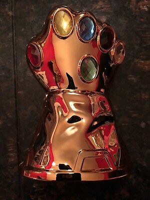 Marvel Infinity Gauntlet Dig It with complete Custom Gems Thanos