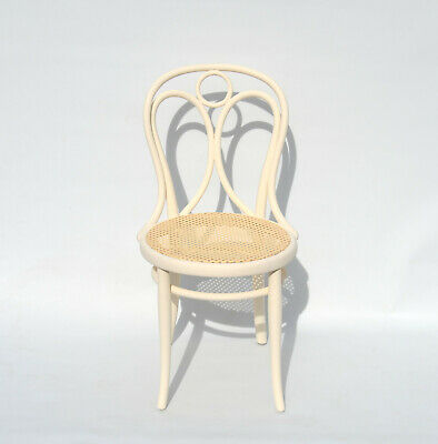 Antique Art Nouveau style Dining Chair Restored Reupholstered Oak circa 1900s