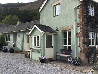 Holiday Cottage Self Catering Lake District Keswick Sleep 2 Dog friendly 22 June