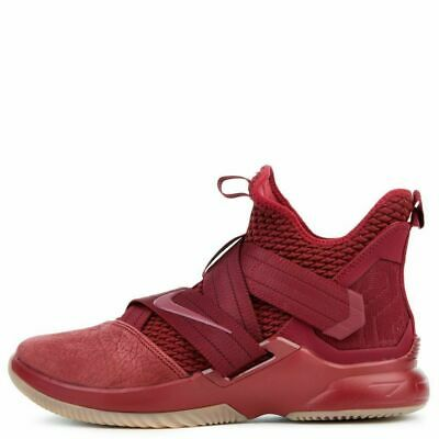 737e64174558a NIKE LEBRON SOLDIER XII SFG  140 Team Red Maroon Basketball -  94.99 ...