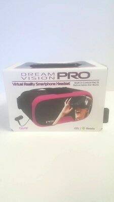 Dream Vision PRO Virtual Reality Smartphone Headset (kp2-1.5)