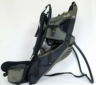 d126c8ba53a Evenflo Snugli Cross Country Hiking Backpack Baby Child Carrier Good  condition