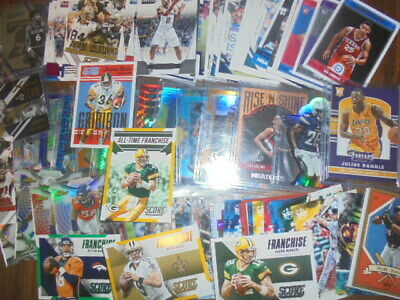 Sport Cards Dutch Lot/Pack~Guaranteed Hit!$20+Bv~Rookies,Inserts,Seidler Auto?!!