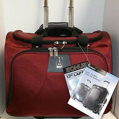 a8904578afb American Tourister Luggage Travel Suitcase Trolley Briefcase 2 Wheel Case M  64cm.  51.45 Buy It Now 5d 6h. See Details. Travelpro Rolling Tote.