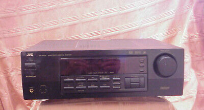JVC RX-6500Vbk === 5.1 Channel 500w Home Theater Receiver