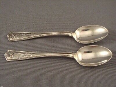 2afb22835d3b5 ANTIQUE PAT 1909 Tiffany & Co St Dunstan Sterling Silver Sugar Tongs ...
