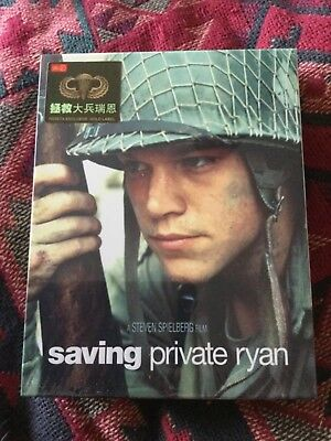 Saving Private Ryan steelbook HDzeta 4K UHD